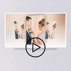 Весільне слайдшоу приклади, подивитись слайдшоу з весілля, фотограф Солодкий Максим